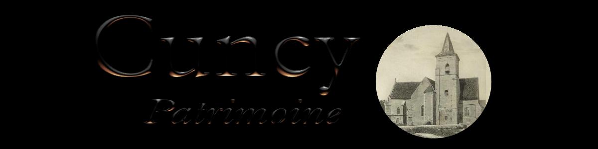 Cuncy lès Varzy - Association Cuncy Patrimoine - Sauvegarde et Valorisation du Patrimoine de Cuncy-lès-Varzy